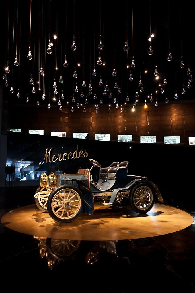 40 hp Mercedes-Simplex.