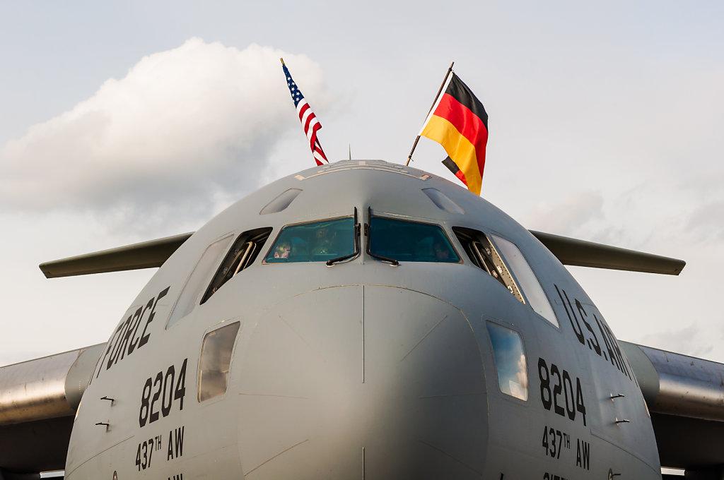 C-17 Globemaster III USAF AMC